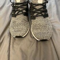 Adidas Ultraboost 19 - Gray Orange White Db2834 Running Shoes Men's Size 13 Photo