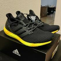 Adidas Ultraboost Ultra Boost Dna Rainbow Pack Yellow Sz 11 New Fv7280 Running Photo