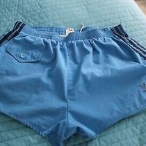 Adidas Vintage Men's Running Shorts Size Us 38 Photo