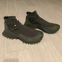 Adidas White Mountaineering Hiking Boots Mens 10.5 Shoes Green Cg3667 Photo