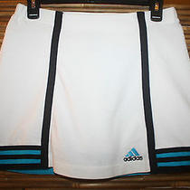 Adidas White Skirt Medium Photo