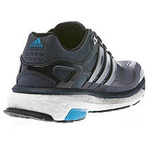 Adidas Women's Energy Boost 2.0 - Running Shoes - Dark Onix - 8 Photo