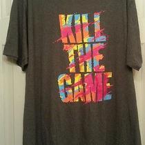 Adidas Women's Kill the Game Tee (Size Xl) Photo