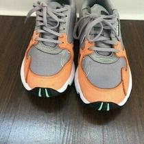 Adidas Women's Originals Falcon Sneakers Gray/coral/teal - Us Size 7.5 Photo