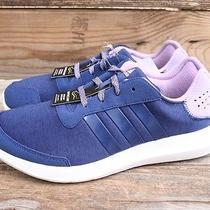 Adidas Womens Element Refresh Supercloud Raw Purple Running Sneakers Us 8 New Photo