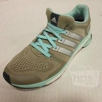 Adidas  Womens Size 8.5 M Green/teal Adistar Boost Athletic Shoes Photo