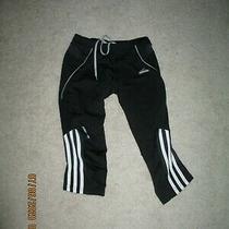 Adidas Workout Leggings - Size S Photo