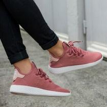 Adidas X Pharrell Williams Tennis Hu Ash Pink Blush Sneaker Women's Size Us 7 Photo