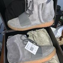 Adidas Yeezy Boost 750 Grey Gum 11.5 Brand New Photo