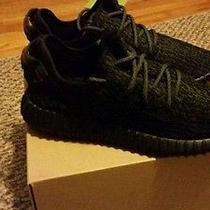 Adidas Yeezy Boost Black  Photo