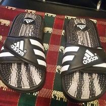 Adidas Youth Slides Size 1 Photo