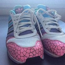 Adidas Zx Pink Jason Markk Sea Glow Cleaning Yeezy Restoration Running Sneakers Photo