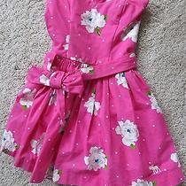 Adorable Abercrombie Kids Girls Dress Size M Sz 10 Pink Exc Condition Photo