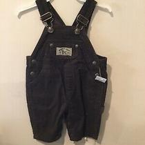 Adorable Baby Gap Cordaroy Overalls Sz Xs 1-3 Months Photo