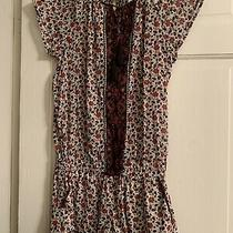 Adorable Soft Joie Cotton Boho Chic Romper Worn Once Sz Xxs Photo