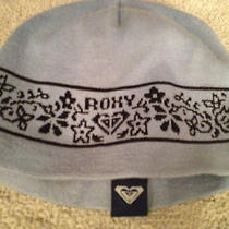 Adorable Women's Roxy Reversible Winter Hat Photo