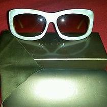 Adorbs Gucci Mother of Pearl Sunglasses Photo