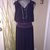 Adriana Papell Size 8  Bohemian Dress Size 8 Womens Photo