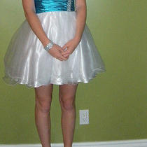 Adrianna Papell Junior 9/10 Short Formal Dress Photo