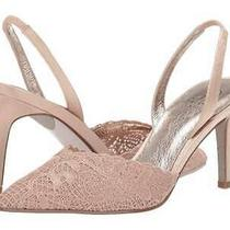 Adrianna Papell Women's Shoes Hallie Fabric Pointed Toe Special Blush Size  Yd Photo
