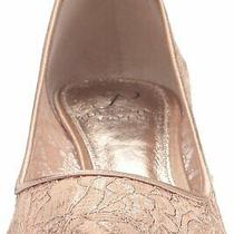 Adrianna Papell Womens Lois Leather Pointed Toe Classic Pumps Blush Size 7.0 5 Photo
