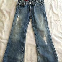Adriano Goldschmied Ag Jeans Girl Size 3 Excellent Condition Photo