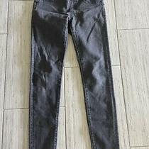 Adriano Goldschmied Black Jeans/leggings Size 28 Photo