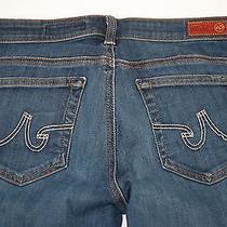 Adriano Goldschmied the Angel Boot Cut Women's Denim Jeans 27 R Photo