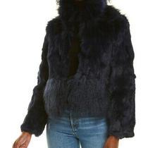 Adrienne Landau Jacket Women's Blue S Photo