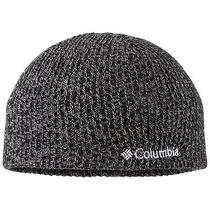 Adult Black Gray Columbia Sportswear Whirlibird Watch Cap Beanie Acrylic Photo