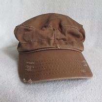 Adult Cotton Cap by Dorfman Pacific (Hipster/grunge). One Size Adjustable. Photo