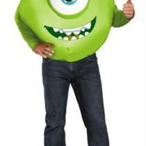 Adult Disney Monsters Inc University Mike 3d Costume Dg58781d Photo