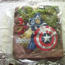 Adult Large Hershey's  Marvel Avengers Movie Collectible T-Shirt New in Bag Photo