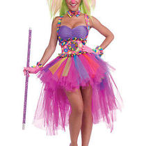 Adult Tutu Lulu the Clown Costume Forum Novelties 68386 68386 Photo