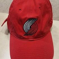 Adult Unixex Adjustable Baseball Cap/hat Portland Trailblazers Basketball Adidas Photo