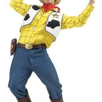 Adults Woody Cowboy Disney Licensed Toy Story Fancy Dress Costume Plus Size Photo