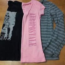 Aeropostale and Guess Set of 2 Womens Girls T-Shirt Sz S/p and Sweater Sz S Photo