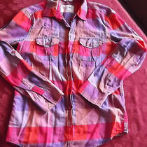 Aeropostale Boyfriend Shirt Medium Photo