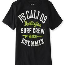 Aeropostale Boys Surf Crew Graphic T-Shirt Photo