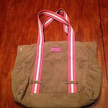 Aeropostale Brown and Pink Bag  Photo