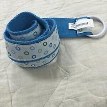 Aeropostale Canvas D Ring Belt Nwt Photo