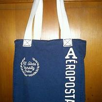 Aeropostale Canvas Tote/book Bag Photo