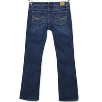 Aeropostale Chelsea Womens Juniors Bootcut Jeans Size 9 10 Reg Stretch Photo
