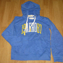 Aeropostale Eighty Seven Girls Size Xs/tp Blue Pull Over Hoodie New With Tag Photo