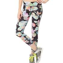 Aeropostale Floral Active Leggings Photo