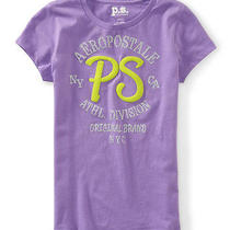 Aeropostale Girls Athl. Division Graphic T-Shirt Photo