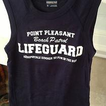 Aeropostale Graphic Tank Size Small Photo