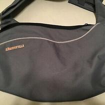 Aeropostale Gray Messenger Bag Photo