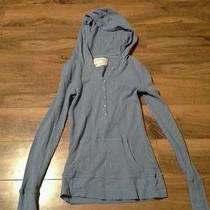 Aeropostale Hooded Blouse Medium Photo