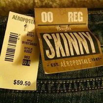 Aeropostale Jeans. Skinny. Reg Oo.   New.  New.  New.  Photo